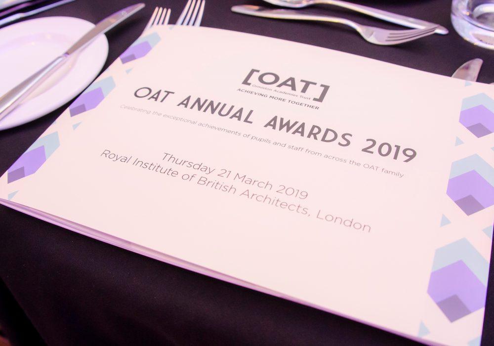 Ormiston Student Awards 2019